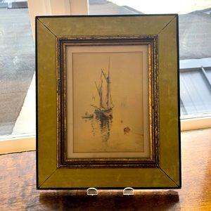 Antique Framed Art